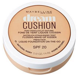 Maybelline Dream Cushion Make-up 01 natural ivory