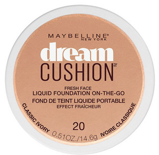 maybelline dream cushion make-up 21 nude