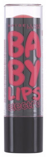 maybelline baby lips strike a rose