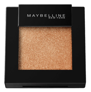 maybelline color sensational mono lidschatten 15 gold crush