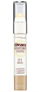 maybelline dream brightening creamy concealer 01 white