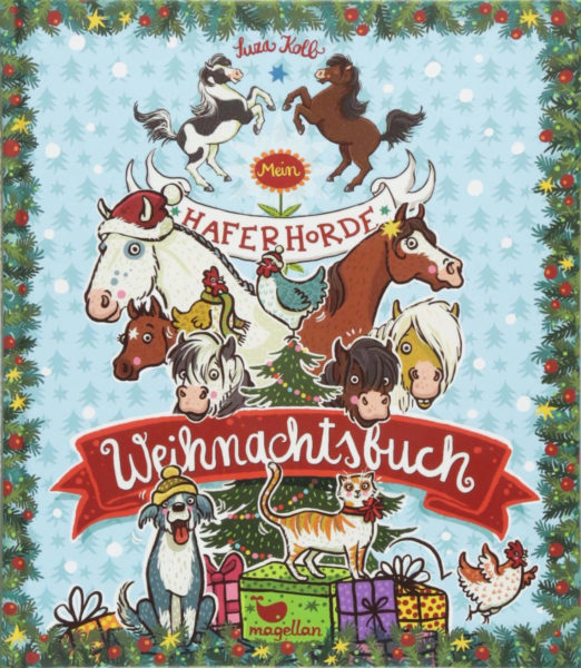 magellan mein haferhorde weihnachtsbuch die haferhorde