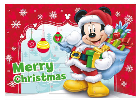 amazon Disney Mickey Mouse Adventskalender