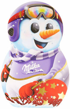 Milka Snow Mix Adventskalender 2018