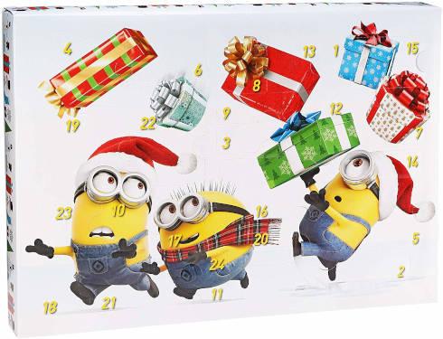 Sambro Minions Adventskalender 2018