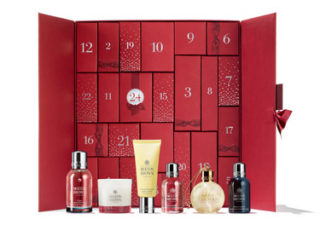 Molton Brown Adventskalender 2018 Inhalt