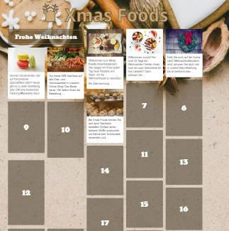 MyAdvent Adventskalender online selber gestalten