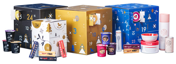 My Müsli Adventskalender 2018