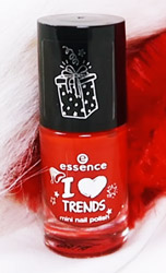 Essence Nagellack Santa Claus Surprise - Essence Adventskalender 2017