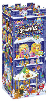 Smarties Adventskalender 2017
