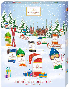 Rubbellose Adventskalender 2020