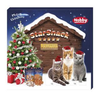 Katzen Adventskalender Snacks 2017