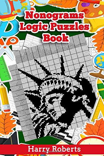 Nonogramm Logic Puzzles Book