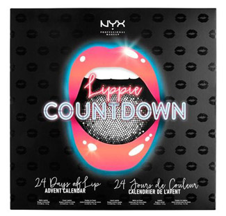 Nyx Adventskalender Countdown