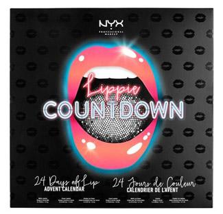 Nyx Adventskalender Countdown