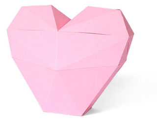 origami-herz-basteln-rose