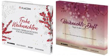 Mutlibrand Parfum Adventskalender 2018 Flaconi