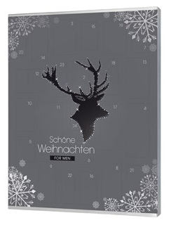 Parfumdreams Adventskalender Männer 2018
