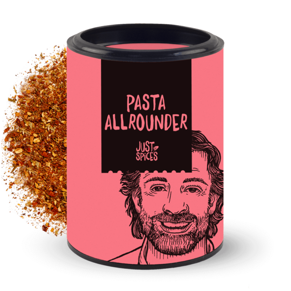Just Spices Dose Pasta 2021