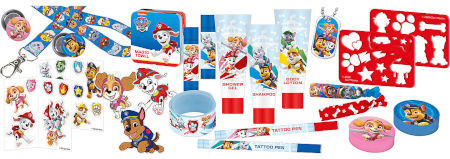 Inhalt PawPatrol Adventskalender