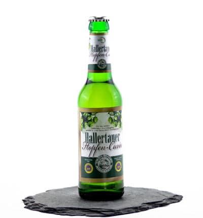 Halltertauer Hopfen-Cuvee - Kalea Bier Adventskalender 2016
