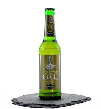 Bucher Bären Gold - Kalea Bier Adventskalender 2016