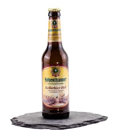 Hohenthanner Kellerbier Hell - Kalea Bier Adventskalender 2016