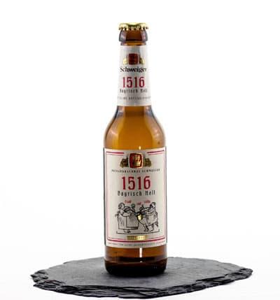 Schweiger Bayrische Hell 1516 - Kalea Bier Adventskalender 2016