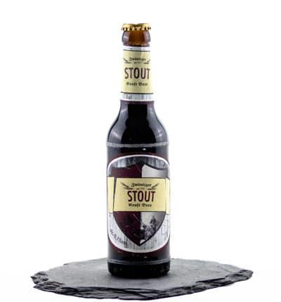 Zwönitzer Stout - Kalea Bier Adventskalender 2016