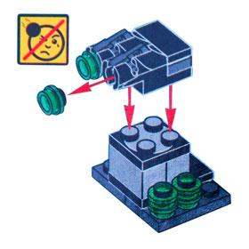 Lego-StarWars-Anleitung-GESCHUETZTURM