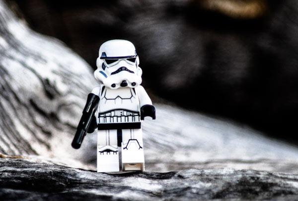 Stormtrooper - Lego Star Wars Adventskalender