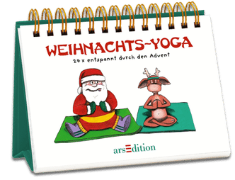 Yoga Adventskalender - ars edition