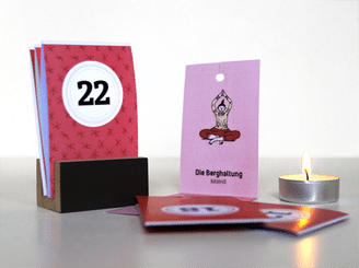 Yoga Adventskalender