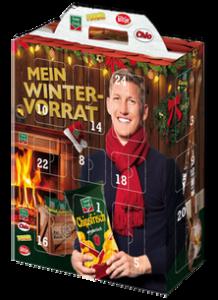 Chips & KNABBER-Adventskalender Intersnack