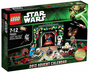 Lego Star Wars Adventskalender 2013