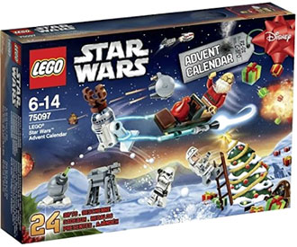 detaillierte infos zum lego star wars adventskalender 2015. Black Bedroom Furniture Sets. Home Design Ideas