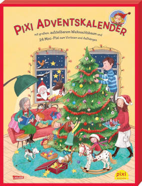 amazon Pixi Adventskalender 2019