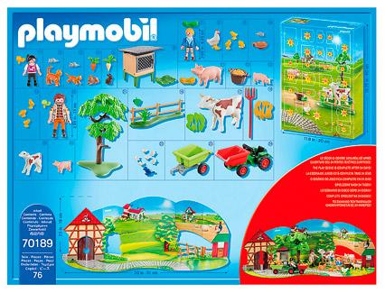 playmobil auf dem bauernhof 2019 Inhalt