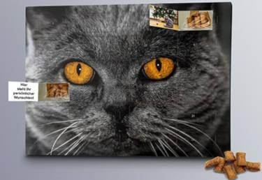 Printplanet Katze