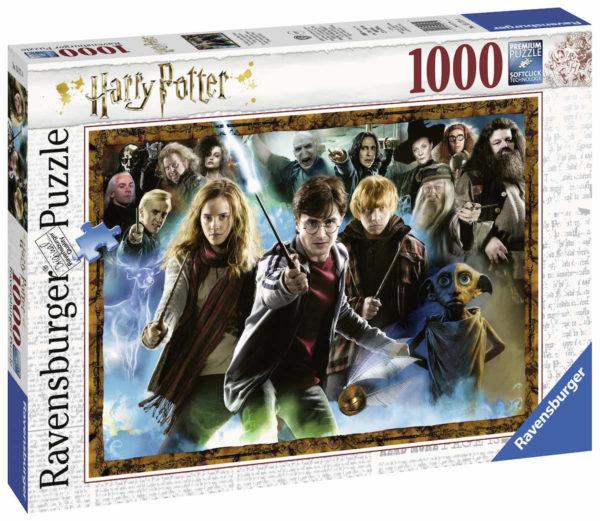 Ravensburger Puzzle Zauberschüler Harry Potter Füllidee