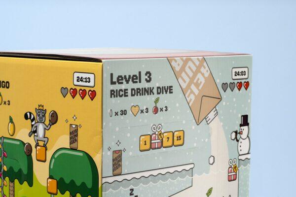 Reishunger Adventskalender  3
