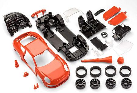 Inhalt Revell Porsche 911 Adventskalender 2018