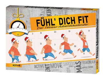Fitness Adventskalender 2017