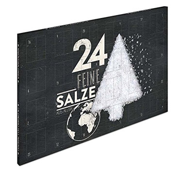 Salz Adventskalender 2017