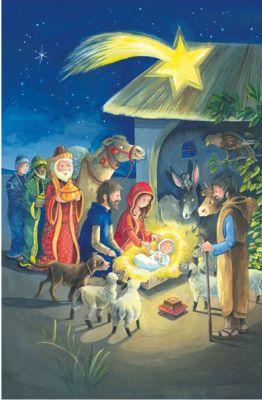 Samuel und der Weihnachtsstern Inhalt
