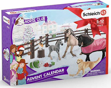 Schleich 97875 Horse Club 2019 Adventskalender