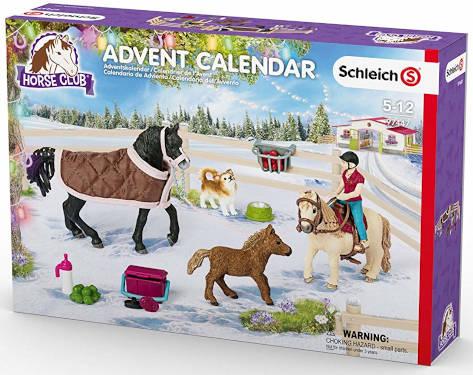 Schleich 97447 Pferde Adventskalender 2017