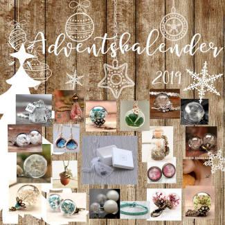 Vivianna Schmuck Adventskalender 2019 handmade