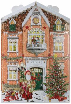 Schokolade Heilemann Adventskalender