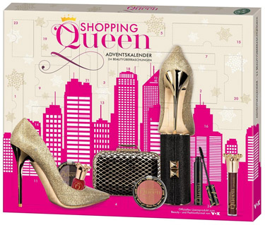 Shopping Queen Adventskalender 2018